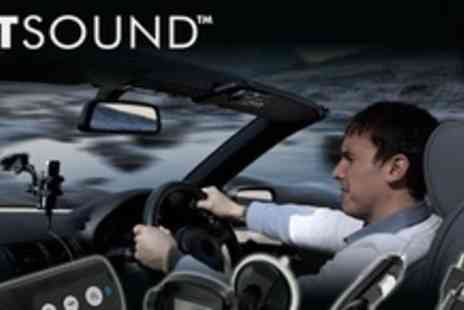 KitSound - Bluetooth Hands Free Car Kit - Save 65%