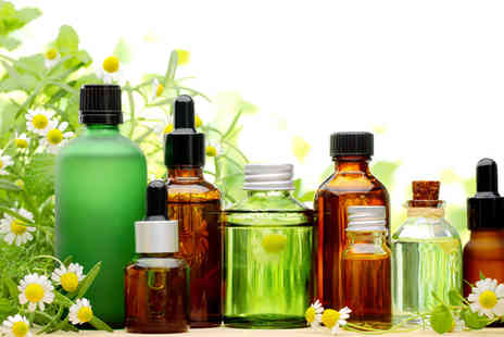 NLP Centre of Excellence - Essential Oils Business Diploma Course - Save 84%