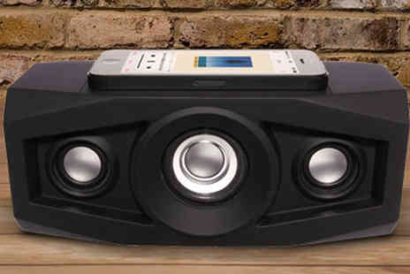 ALTs Custom Goods - Wireless Touch Sonic Bass Speaker - Save 43%