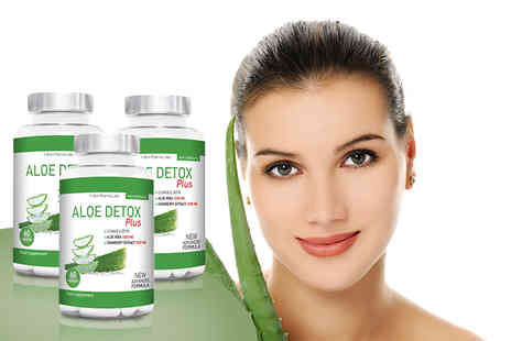 Slim Pharma Labs - One month supply of Aloe Vera Plus - Save 73%