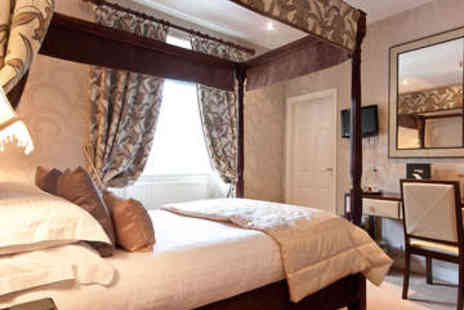 The Howbeck - One or Two nights Stay for Two include tea or coffee on arrival, a bottle of Prosecco in room on arrival, breakfast daily, a spa pass each, and a midday checkout  - Save 48%