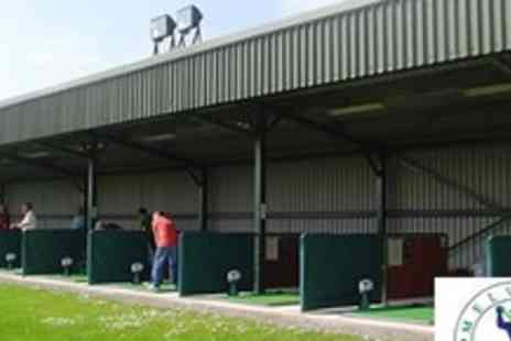 Melville Golf Centre - Five buckets of 50 range balls on the Automatic Powertees and five visits to the nine-hole putting green - Save 48%