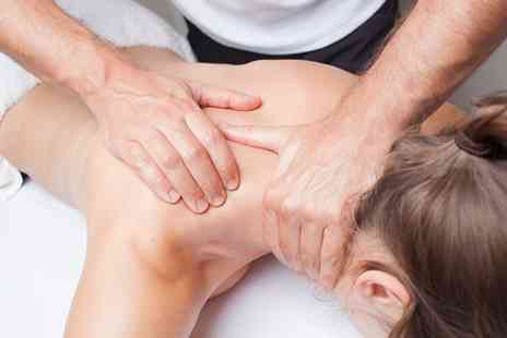 Spine Lab - Three Osteopathy Treatments  - Save 0%