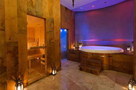 St Nicholas Spa - Spa Day with Treatments, Afternoon Tea, and Bubbly - Save 50%