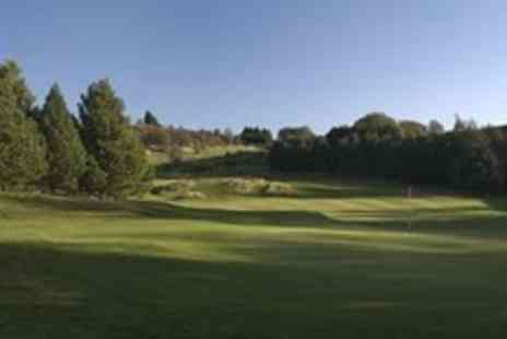 Port Glasgow Golf Club - 18 holes of golf  - Save 68%