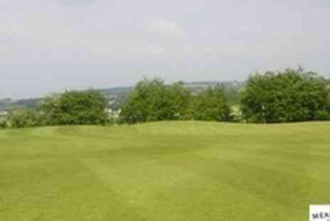 Mearns Castle Golf Academy - Fantastic full days golf including breakfast and lunch - Save 63%