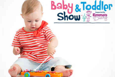 Baby and Toddler Show - Entry to Baby & Toddler Show  - Save 42%