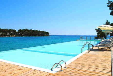 Crvena Luka Hotel  - Five nights stay in a Superior Park View Room - Save 36%