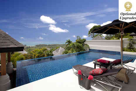 The Pavilions - Ten nights Stay in an Ocean View Pool Villa - Save 70%