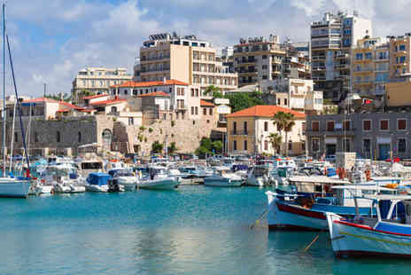 Worldwide Tours and Travel - Five Nights Crete Break - Save 41%