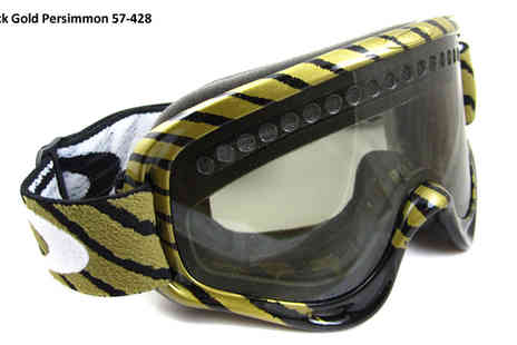 Discounted Sunglasses - Choice of Oakley Ski Goggles - Save 18%