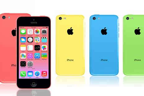 Ems Tech - iPhone 5C 16GB Available in Four Colours - Save 25%