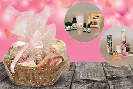 Think Aromatherapy - Choice of Aromatherapy Gift Hampers - Save 56%