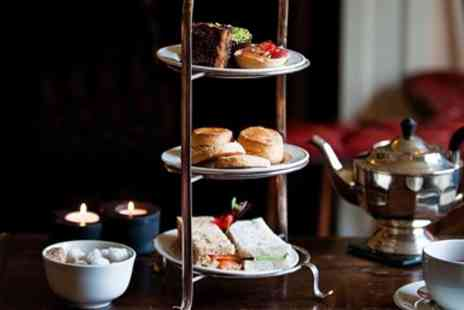 MSH Catering Services - Afternoon Tea & Bubbly for Two  - Save 46%