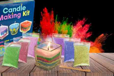 Funky Monkey Gift Shop - Candle making kit   - Save 65%