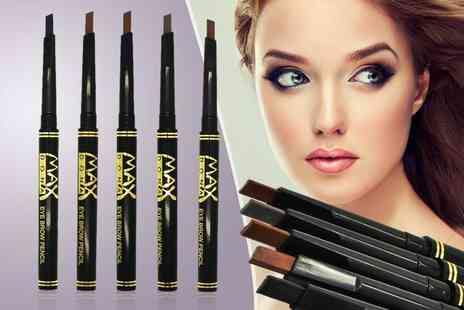 Forever Cosmetics - Two long lasting eyebrow pencils  - Save 79%