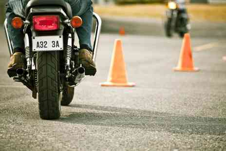 Open Road Motorcycle Training - CBT Motorcycle Course - Save 39%