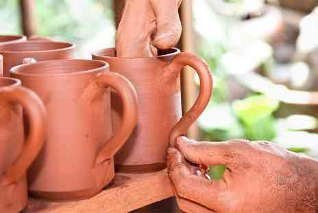 The Ceramic Experience - Childrens Pottery Making Class  - Save 0%