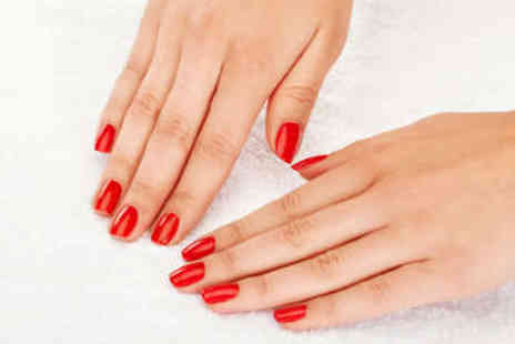 Cherry Blossom Beauty Studio - Gelish Manicure or Pedicure - Save 0%