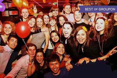 London Party Pub Crawl - London Pub Crawl Tickets For Up to Six People  - Save 40%