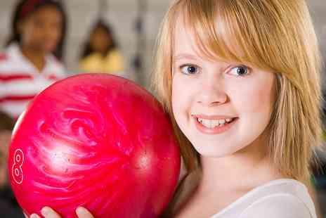 Wentworth Leisure Centre - Bowling Party for Up to 12 Kids  - Save 57%