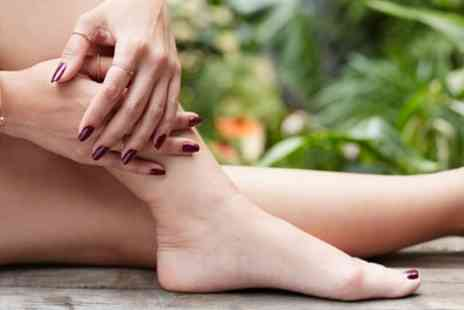 Atelier M - Spa Manicure and Pedicure  - Save 45%