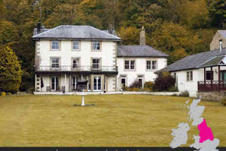 Lovelady Shield Country House Hotel - One or Two nights stay in a superior double room includes a full Cumbrian breakfast - Save 56%
