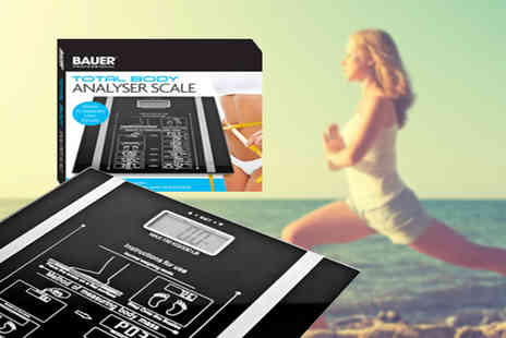CFS Trading - BMI Body Analyser Scales - Save 61%