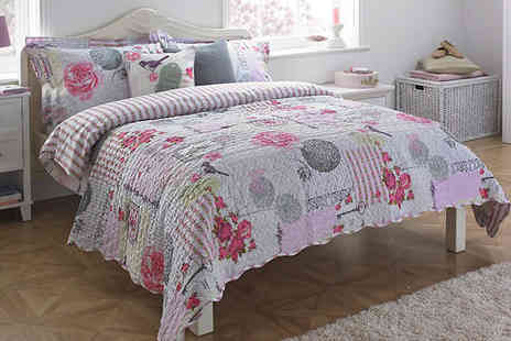 Gorgeous Selection - Riva Homes Eden Bedspread Range - Save 25%