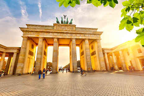 Weekender Breaks - Four or Six nights Berlin and Amsterdam break including return flights and internal transfer   - Save 36%
