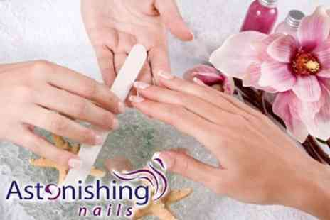 Astonishing Beauty - Two Day Manicure Spa Training Course and UV Gel Polish Training Course - Save 70%