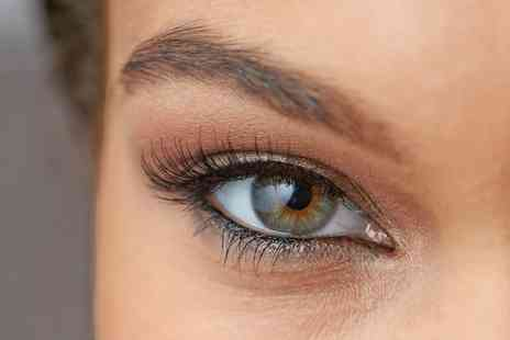 Dash Beauty - Semi Permanent Eyelashes with Optional Eyebrow Shape, Tint or Both - Save 64%