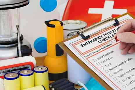First Aid Training Organisation - Level 2 Health and Safety or Food Hygiene Course for One or Two - Save 0%