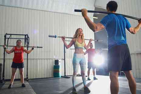 CrossFit Hexis - Five or Ten CrossFit Classes - Save 76%