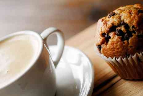 The Sitting Room - Cake with Tall Latte for Two or Four - Save 39%