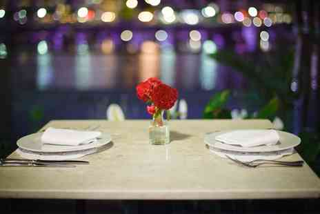 Lanes Of London - Valentines Three Course Dinner with Prosecco or Champagne - Save 50%