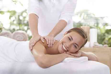 Blessed with beauty - Choice of One Hour Massage - Save 40%