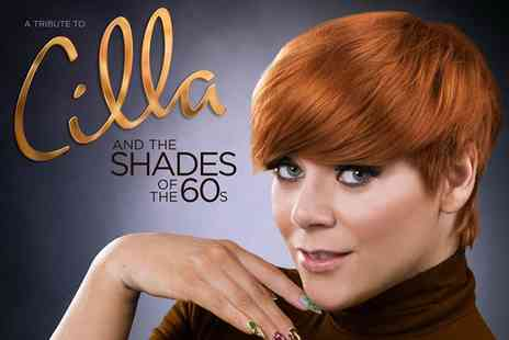 The Deco - Cilla and the Shades of the 60s Ticket for One or Four On 26 February - Save 31%