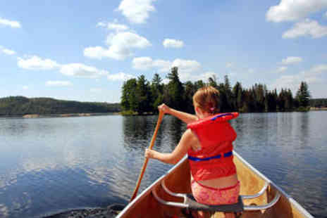 Hire a Canoe. - Canoe or Kayak Hire - Save 68%