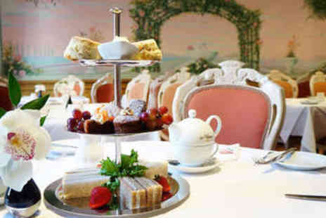 London Elizabeth Hotel - Afternoon Tea with Prosecco for Two - Save 0%