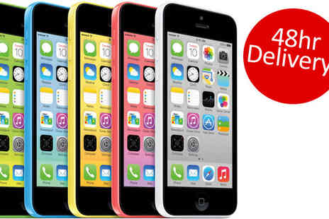 Click Wrap - iPhone 5c All Colours With 48hr Delivery - Save 64%