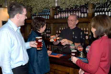 Brewery tour - Shepherd Neame Daytime Brewery Tour and Beer Selection for Two - Save 0%