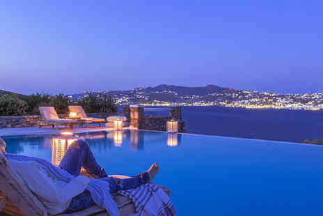 Mykonos No5 -  Four nights Stay in a Loft Suite Sea View Room - Save 68%