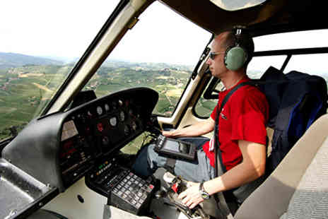 Virgin Experience Days - Helicopter Buzz Flight for One - Save 0%