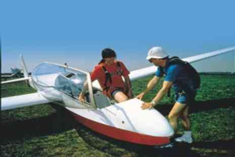 Virgin Experience Days - Aerotow or Two Winch Launch Glider Flight - Save 0%