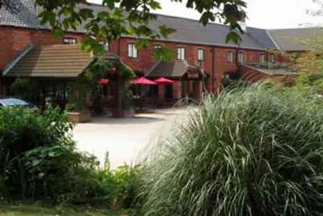 Olde Barn Hotel  - Luxury Two Nights Break with Hidden England Tickets - Save 0%