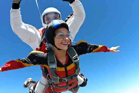 Virgin Experience Days  - Tandem Skydive - Save 0%