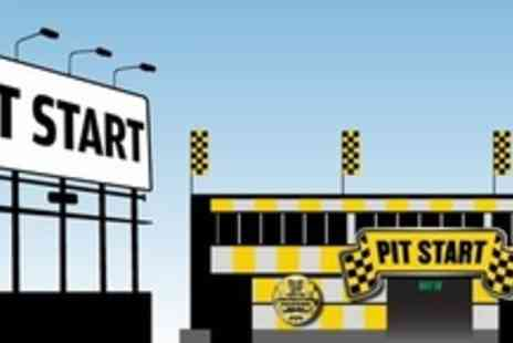 Pit Start Garage - Three Hour Car Service and MOT - Save 87%