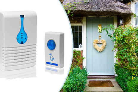 Z & U ONLINE - Wireless Doorbell Set - Save 80%