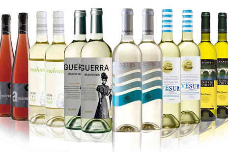 IBERVILLA FINE FOODS - Spanish White Wine Collection - Save 56%